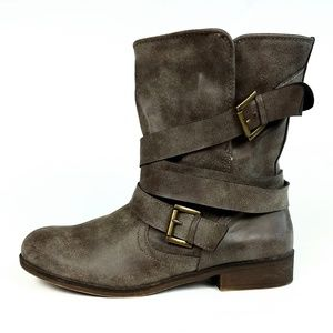 Madden Girl Cullenn Ankle Boots 9M